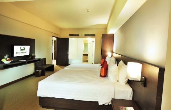 Standard room Discovery Ancol