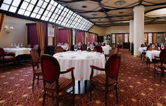 Restaurant Moscow Marriott Grand Hotel