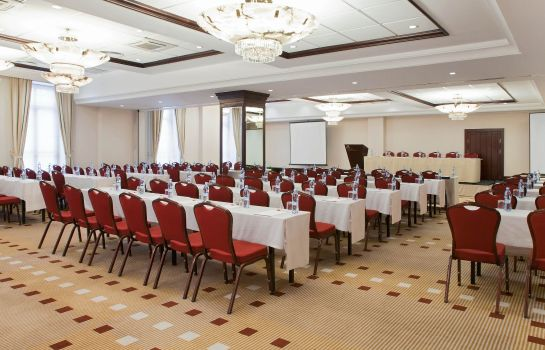 Congresruimte Moscow Marriott Grand Hotel