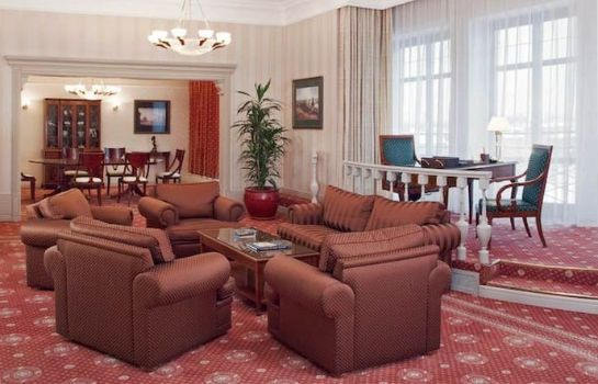 Kamers Moscow Marriott Grand Hotel