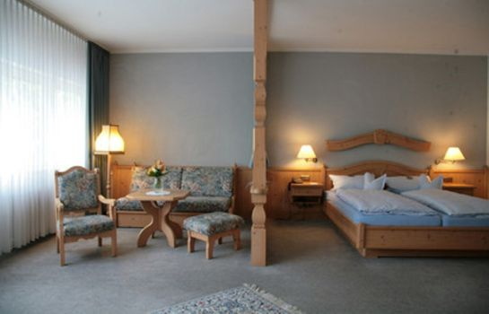 Chambre double (standard) Apart-Hotel Obergfell