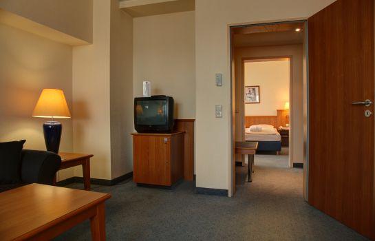City Hotel Am Ccs In Suhl Hotel De