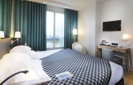 Chambre double (standard) Quality Hotel Acanthe