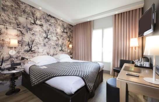 Chambre Quality Hotel Acanthe