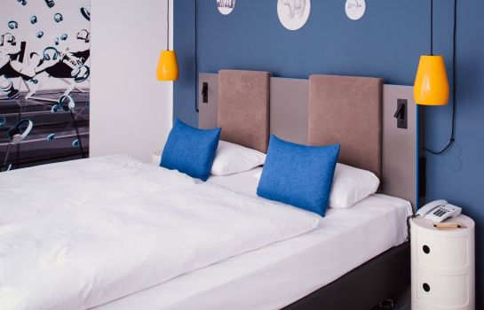 Chambre individuelle (standard) Vienna House Easy
