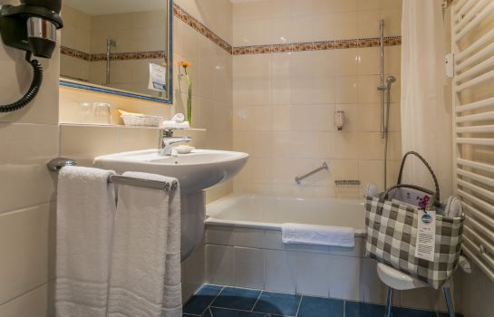 Bathroom Balmer See – Hotel•Golf•Spa