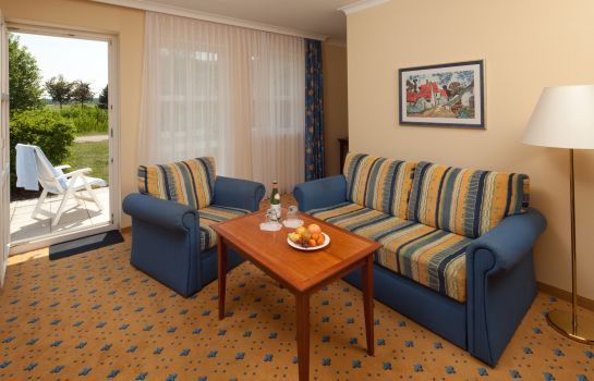 Junior Suite Balmer See – Hotel•Golf•Spa