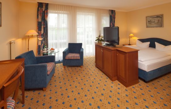 Double room (standard) Balmer See – Hotel•Golf•Spa