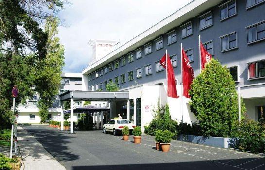Exterior view IntercityHotel Frankfurt Airport