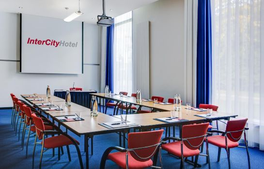 Conferences IntercityHotel Frankfurt Airport