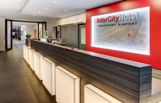 Reception IntercityHotel Frankfurt Airport