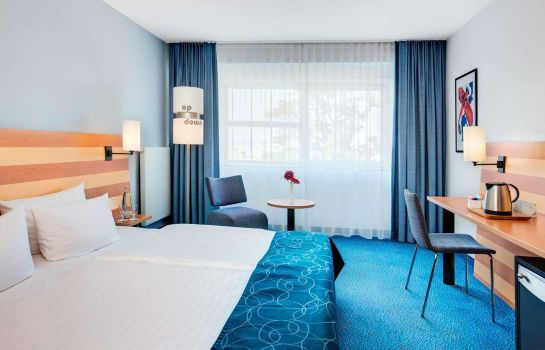 Single room (standard) IntercityHotel Frankfurt Airport