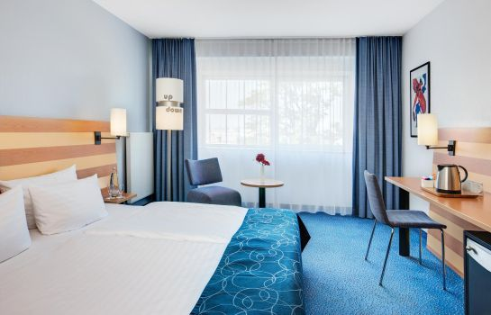 Room IntercityHotel Frankfurt Airport