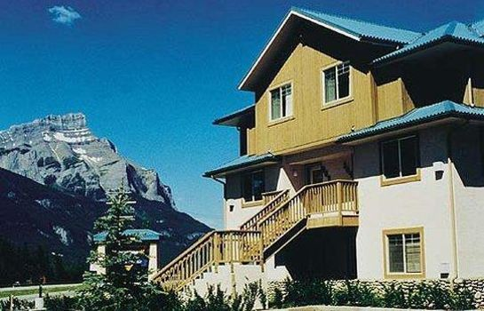 Buitenaanzicht BANFF BOUNDARY LODGE