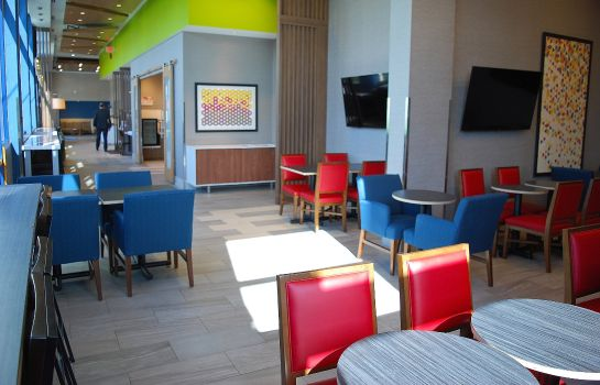 Hol hotelowy Holiday Inn Express VANCOUVER AIRPORT - RICHMOND