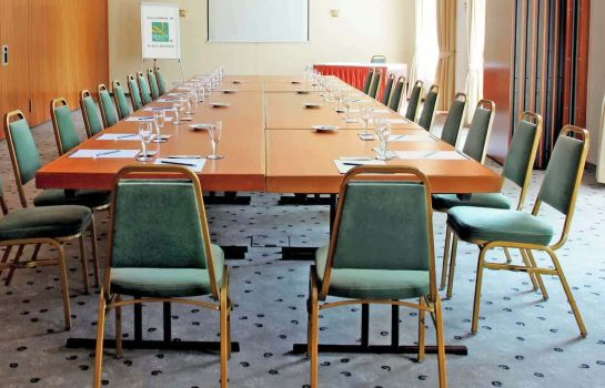 Conference room Quality Hotel Plaza Dresden
