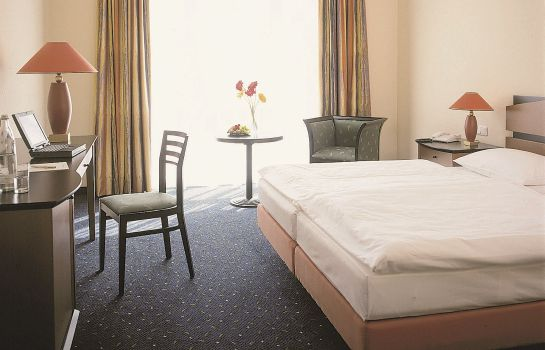 Chambre Quality Hotel Plaza Dresden