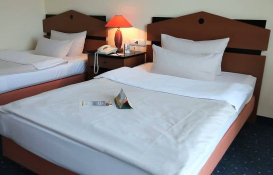 Zimmer Quality Hotel Plaza Dresden