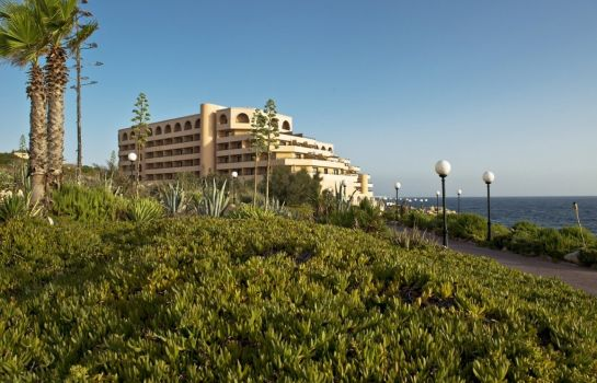Vista exterior Radisson Blu Resort Malta St. Julians