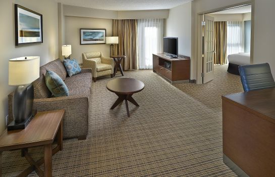 Suite DoubleTree by Hilton Hotel - Conference Centre Regina