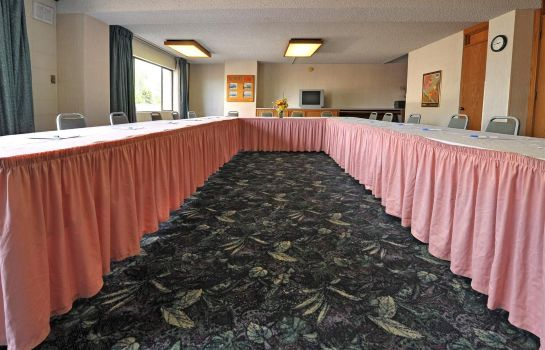 Conference room COTTONWOOD SUITES BOISE RIVERSIDE