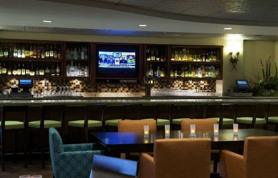 Hotel bar Hilton Garden Inn San Francisco-Oakland Bay Bridge