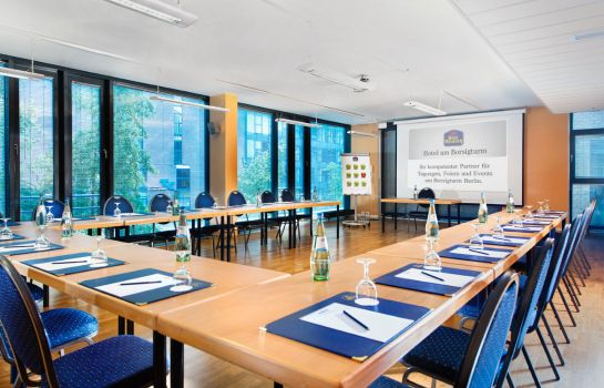 Conference room Hotel am Borsigturm