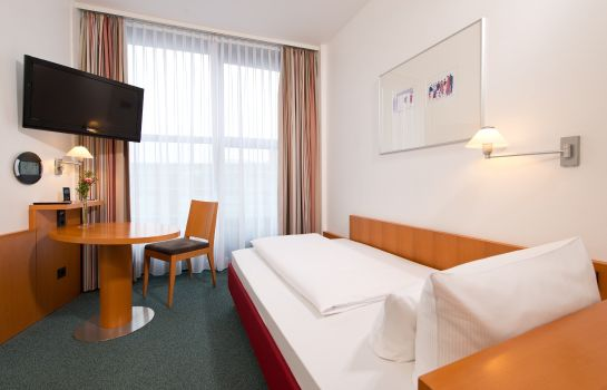 Single room (standard) Hotel am Borsigturm