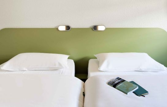 Standardzimmer ibis budget Nürnberg City Messe