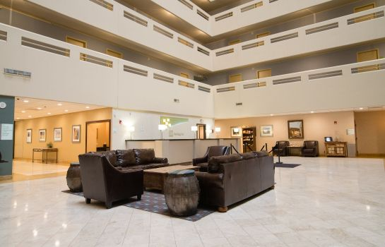 Vestíbulo del hotel Holiday Inn DENVER EAST - STAPLETON