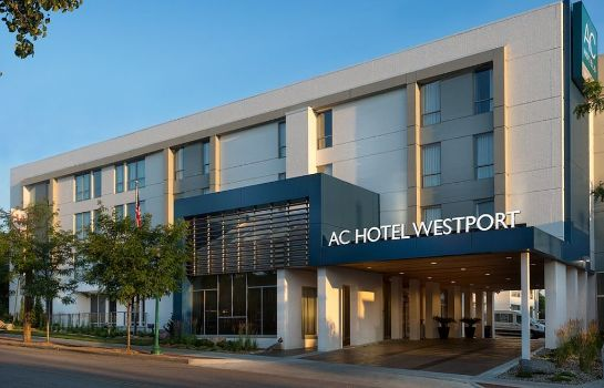 Exterior view AC Hotel Kansas City Westport