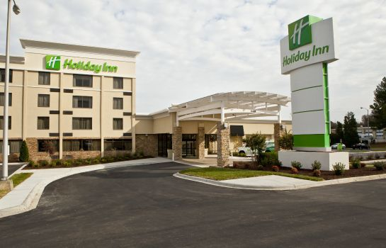 Exterior view Holiday Inn GREENSBORO AIRPORT