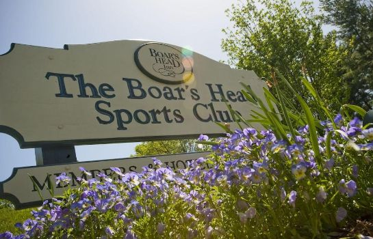 Instalaciones deportivas Boar's Head Resort