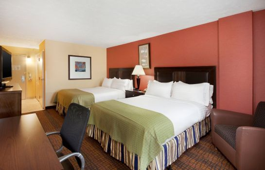 Zimmer Holiday Inn RICHMOND-I-64 WEST END