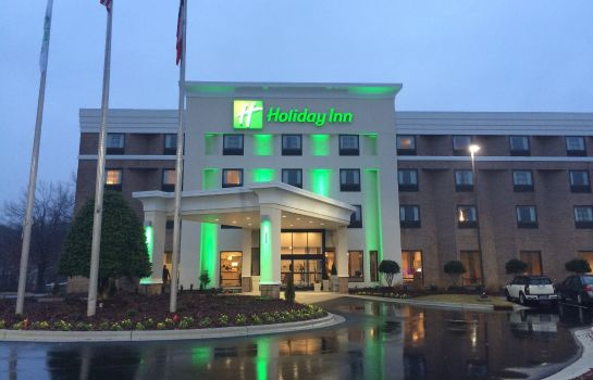 Exterior view Holiday Inn GREENSBORO COLISEUM
