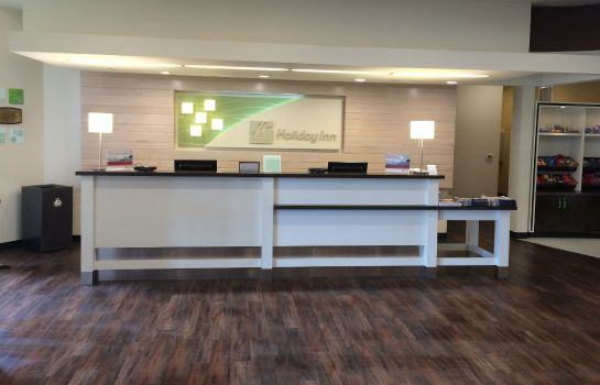 Lobby Holiday Inn GREENSBORO COLISEUM