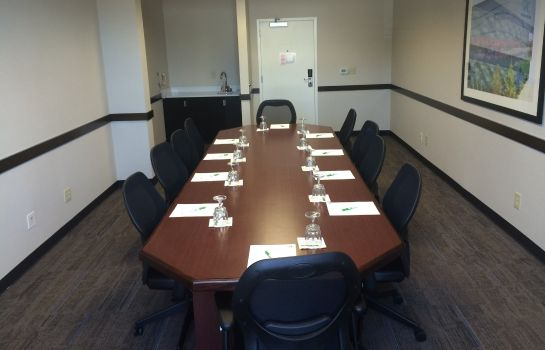 Conference room Holiday Inn GREENSBORO COLISEUM