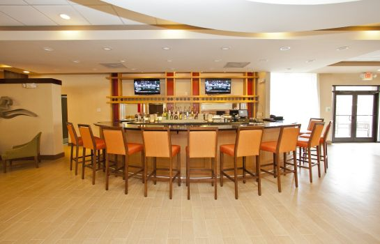 Hotel bar Holiday Inn GREENSBORO AIRPORT