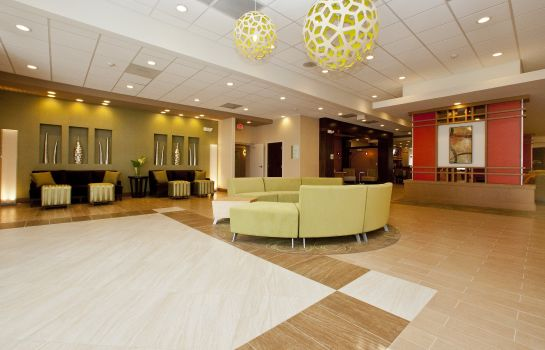 Lobby Holiday Inn GREENSBORO AIRPORT