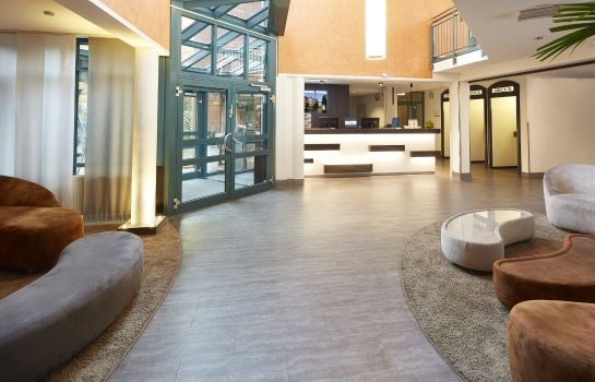 Lobby GHOTEL hotel & living Hannover