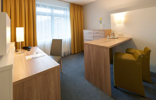 Suite GHOTEL hotel & living Hannover