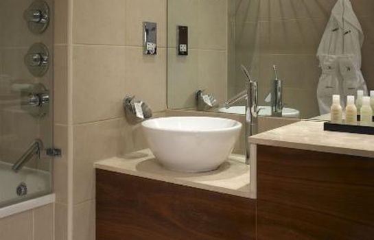 Bagno in camera K West Hotel & Spa