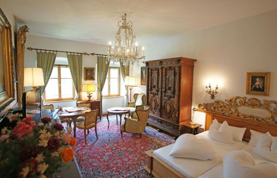 Junior Suite Hotel Schloss Fernsteinsee