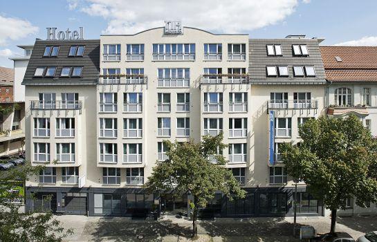 Nh Hotel Berlin City Ost