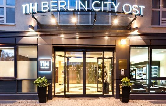 Hotelhalle NH Berlin City Ost