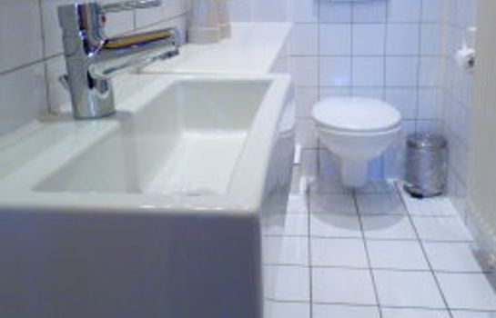 Badezimmer City Appartement