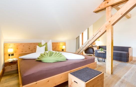 Junior Suite The Alpina Mountain Resort & Spa Romantik Hotel
