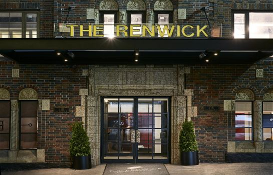 Buitenaanzicht The Renwick Hotel New York City Curio Collection by Hilton