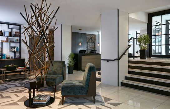 Hotelhal The Renwick Hotel New York City Curio Collection by Hilton