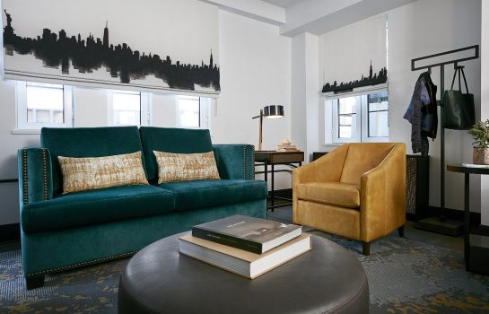 Suite The Renwick Hotel New York City Curio Collection by Hilton